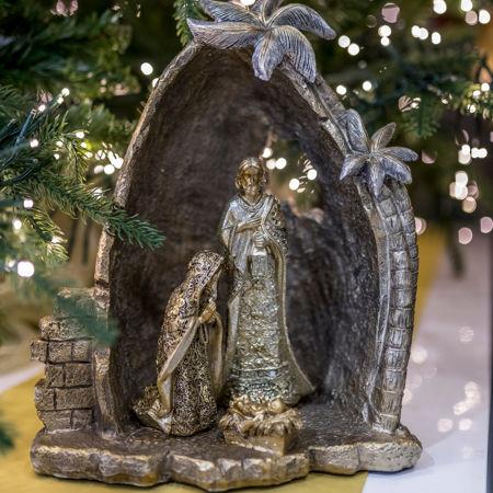 Slika za kategoriju Sveta obitelj, figure i božićne dekoracije