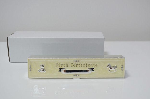 Slika Poklon kutija za bebe 25 cm
