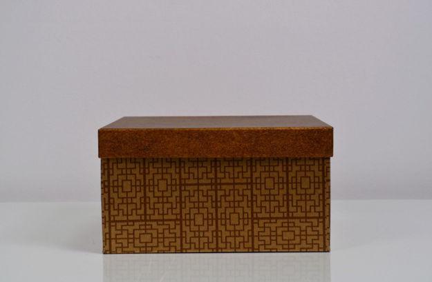 Slika Dekorativna kutija 20x20x11cm