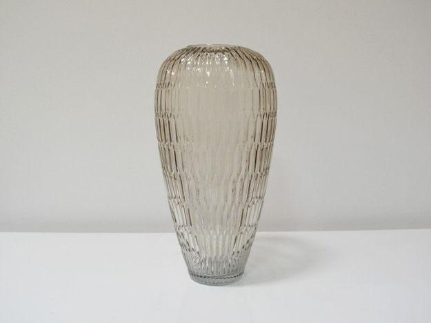 Slika Dekorativna staklena vaza 35 cm