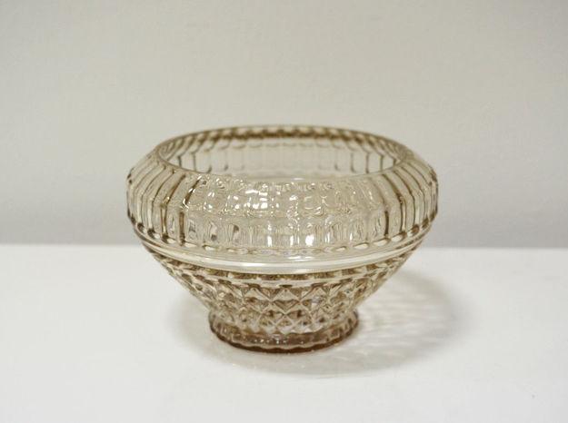 Slika Staklena dekorativna posuda 12 cm