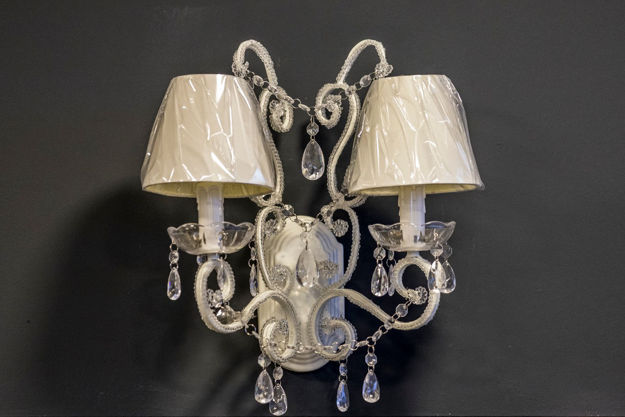 Slika Zidna lampa 36.5x22.5x38cm