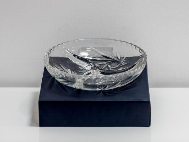 Slika Dekorativna kristalna posuda 28 cm