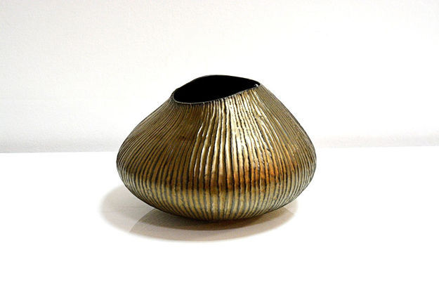 Slika Keramička vaza 28x18cm.