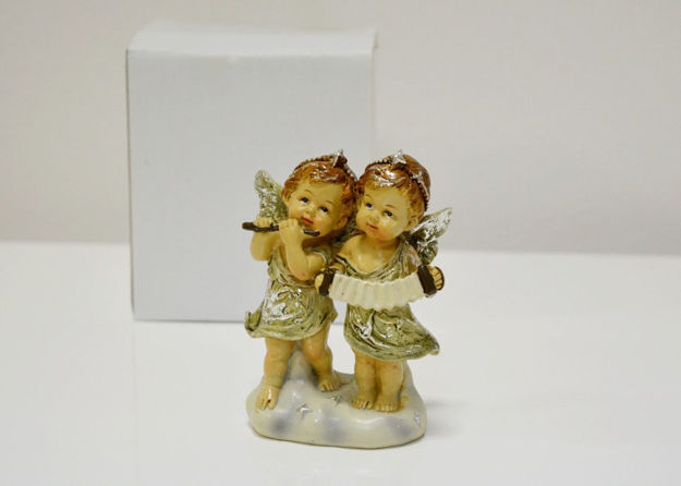 Slika Dekorativni anđeli u paru 10 cm