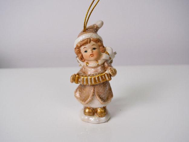 Slika Dekorativni anđeo 9,5 cm