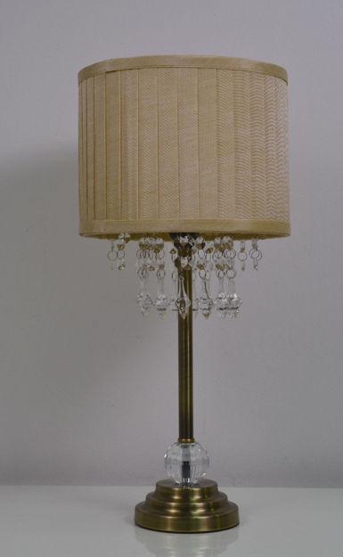 Slika Stolna lampa sa sjenilom 49cm