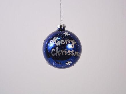 Slika Božićne kuglice S/4 8 cm