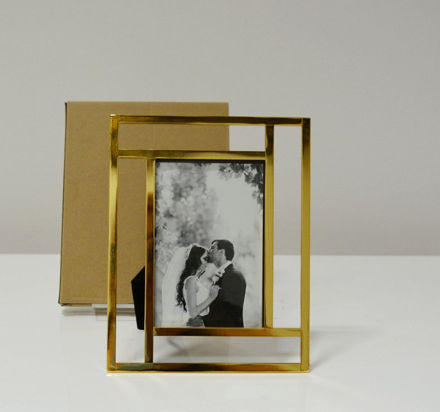 Slika Metalni okvir za slike 23 x 18 cm