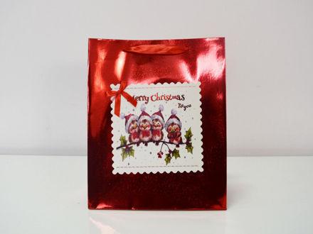 Slika Ukrasna vrećica 20 x 8 x 20 cm