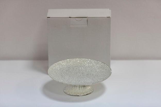 Slika Stakleni stalak 21x21cm