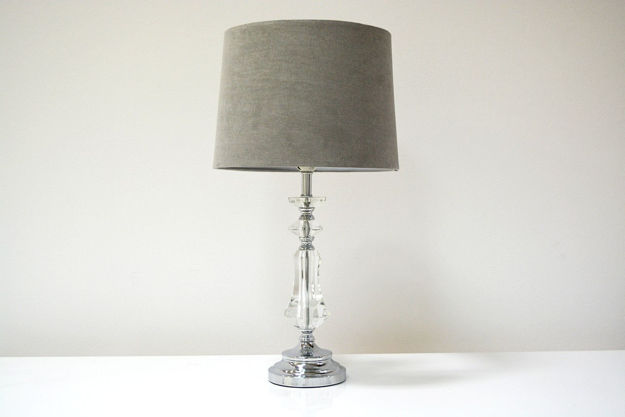 Slika Stolna lampa sa sjenilom 54cm
