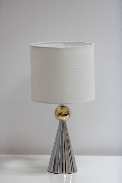 Slika Stolna lampa sa sjenilom 48cm