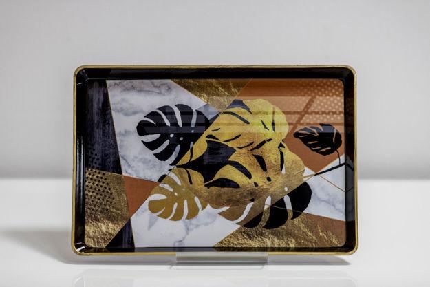 Slika Pladanj plastika 31.5x21.5 cm