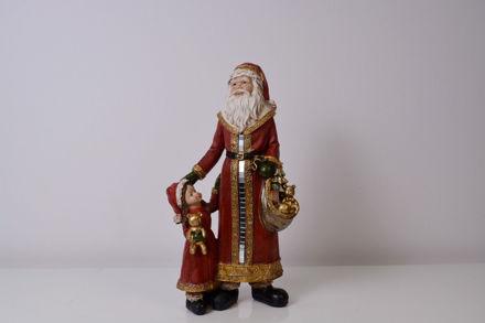 Slika Djed Božićnjak 35cm