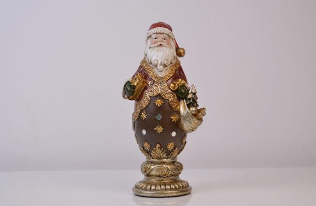 Slika Djed Božičnjak 24cm