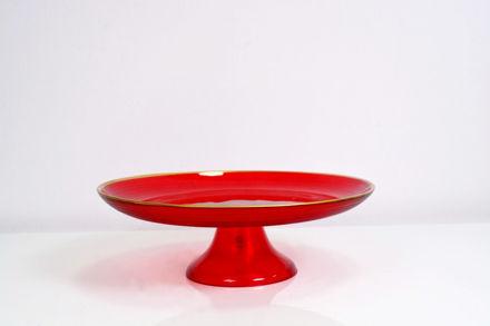 Slika Stalak za kolače staklo 31 cm