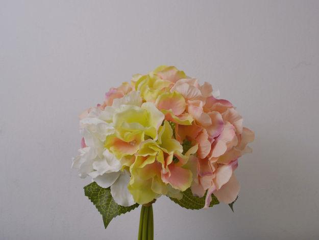 Slika Buketić hortenzija 25 cm