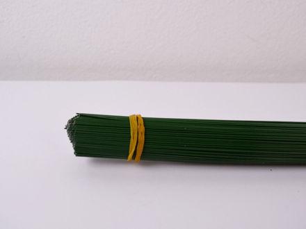 Slika Žica zelena rezana 0,8mm/50 cm - 1kg