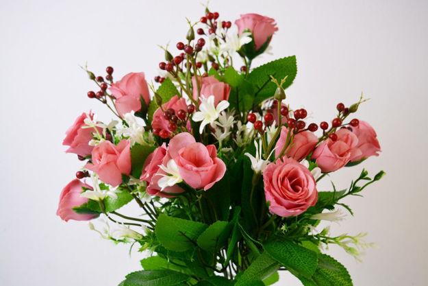 Slika Buket ruža 44cm