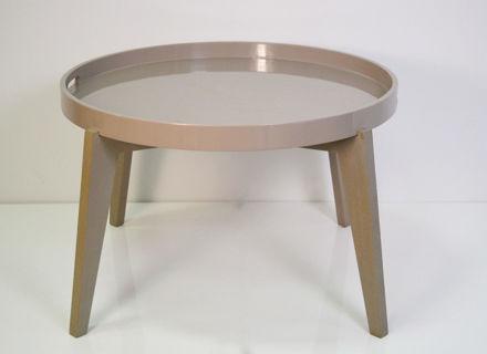 Slika Stol drvo/polyresin 46x71 cm