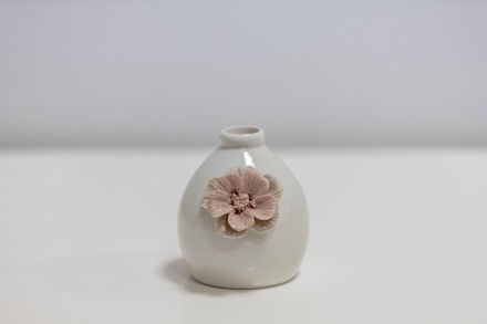 Slika Vaza porculan 7x10,5 cm