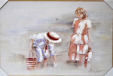 Umjetnička slika 04