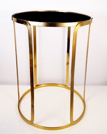 Slika Stol metal/akrilno staklo 37x51 cm