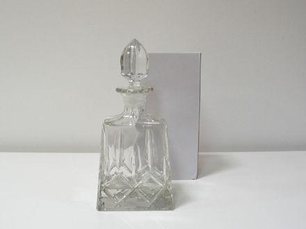 Slika Boca za Whiskey kristalin 30 cm