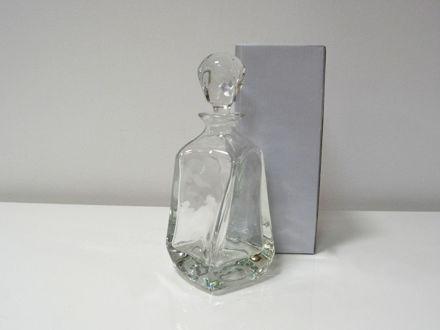 Slika Boca za Whiskey kristalin 27 cm