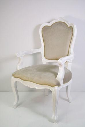 Stolica bijela 01