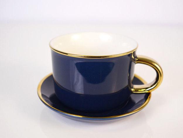 Slika Šalica s tanjurićem porculan 150 ml