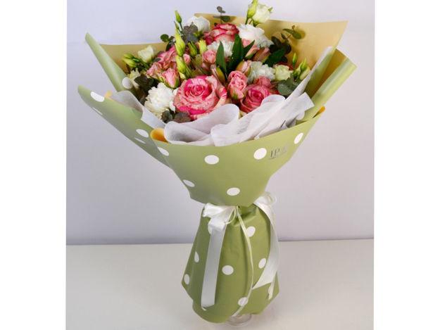 Buket M - mix cvijeće 03