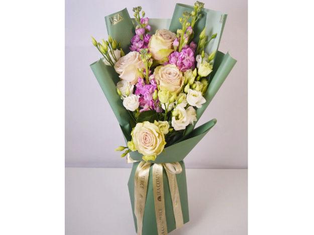 Buket M - mix cvijeće 04