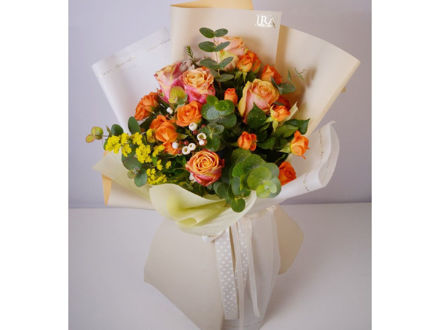 Buket S - mix cvijeće 01
