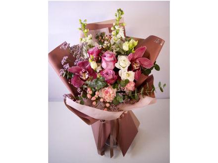 Buket M - mix cvijeće 02