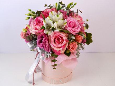 Slika Flower box M - mix cvijeće