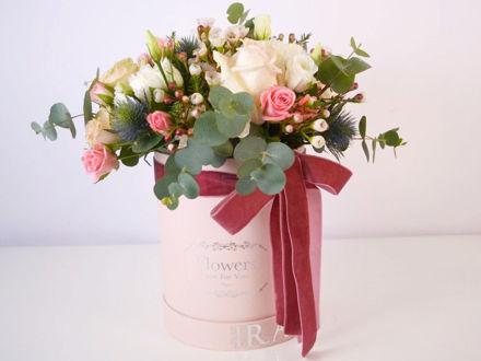 Flower box M - mix cvijeće 02