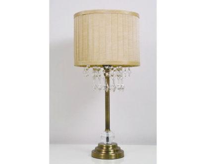 Stolna bež lampa 01