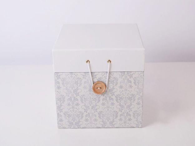 Slika Kutija dekorativna 20 x 20 x 20 cm