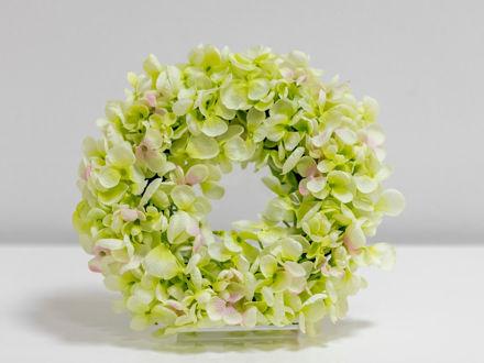 Slika Vijenac hortenzija  24 cm