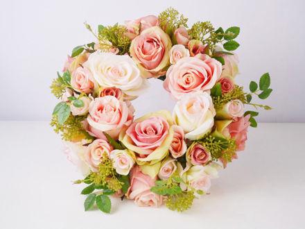 Slika Vijenac ruža mix 30 cm