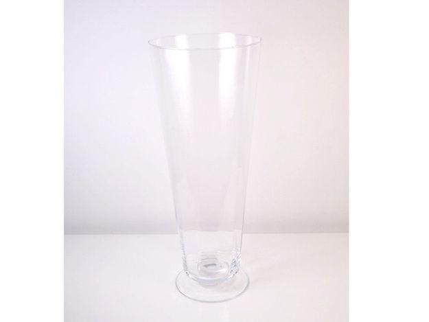 Slika Vaza staklo 22 x 55 cm