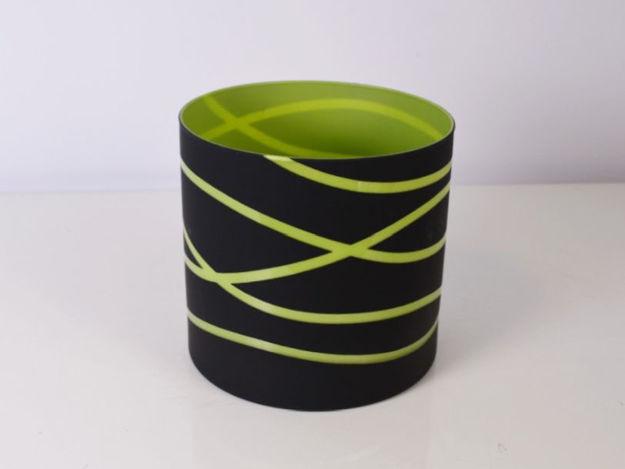 Slika Vaza staklo 15 cm