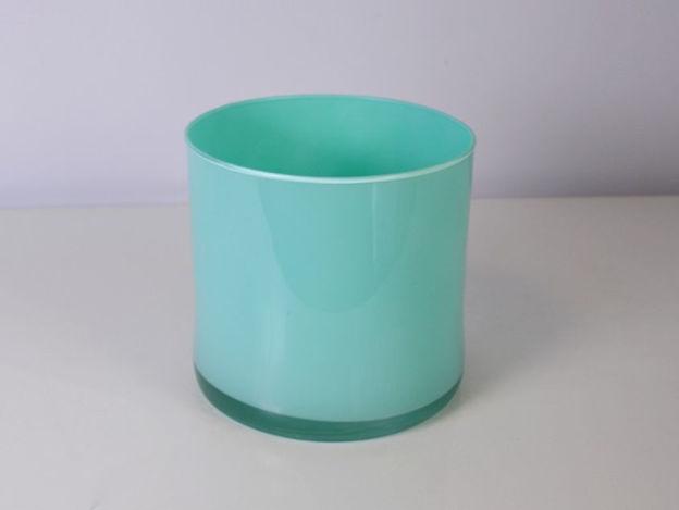 Slika Vaza staklo 15 x 15 cm