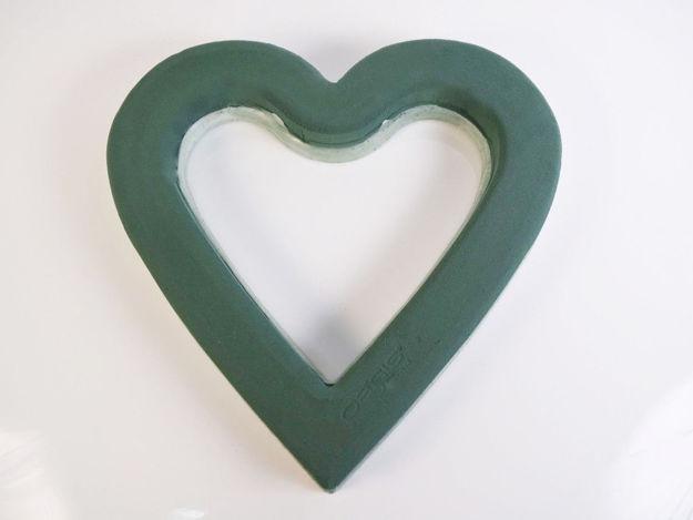 Slika Srce otvoreno spužva 40 cm