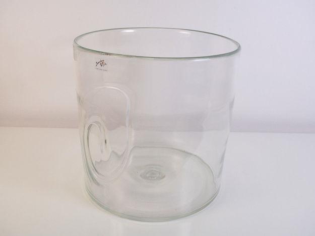 Slika Vaza staklo 30 x 30 cm