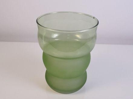 Slika Vaza staklo 18 cm