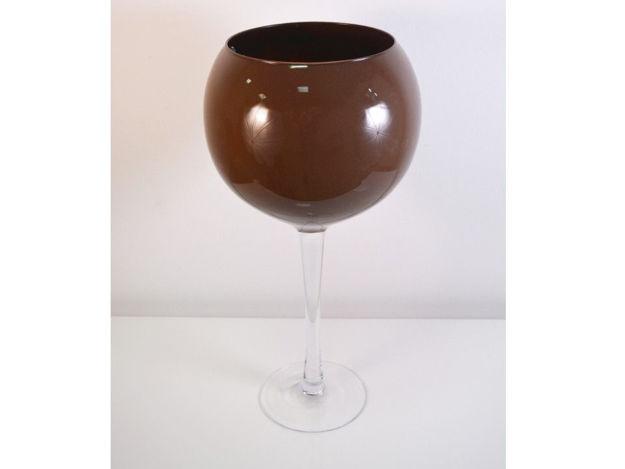 Slika Vaza staklo 60 cm