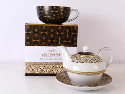 Slika Set za čaj porculan 350 ml